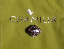 Chamilia MY DAUGHTER MY FRIEND 2025-1407 Enamel Charm Sterling NEW