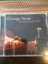 Honkytonkville by George Strait (CD, Jun-2003, MCA Nashville)