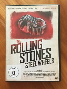 The Rolling Stones- Steel Wheels DVD