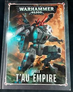Tau Codex - 8th Edition - Tau - Rulebook - Warhammer 40k