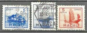 Macau 1951 good used Portuguese Colony