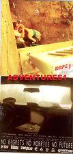 STEPCHILD SNOWBOARDS D.O.P.E. I, II, AND TEAM EDIT E MAN ANDERSON/KEAL HILL DVD!
