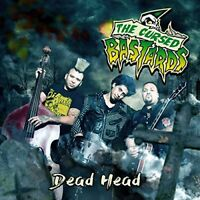 THE CURSED BASTARDS - DEAD HEAD   CD NEW