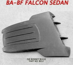 BONNET SCOOP FOR BA & BF FALCONS - DJR STYLE