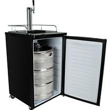 full size keg draft beer kegerator cooler compact dispenser fridge