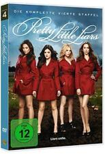 Pretty Little Liars - Die komplette vierte Staffel [5 DVDs](NEU/OVP)