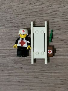Lego World War II German Medic Minifigure with Accessories