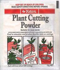 Yates PLANT CUTTING POWDER rooting hormone 15g - NEW Sealed - FREE P&H Australia