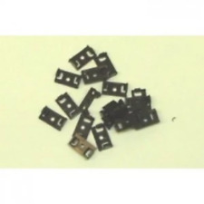Dapol RET4 (airfix Mainline) Coupling Retaining Clips X 20 Pairs OO Gauge