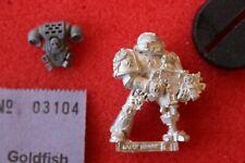 Warhammer 40k Space Marines Tyrannic Veterans Ultramarines Metal WH40K New OOP C