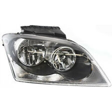 New Head Lamp Assembly Halogen Fits 04-04 Chrysler Pacifica Rh Ch2503141C Capa