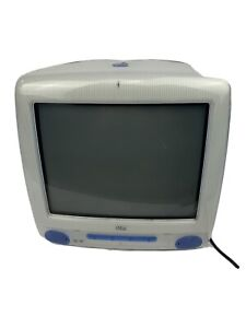 Apple iMac G3 Blue, all in one