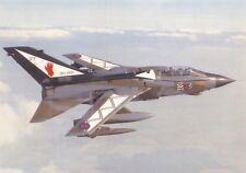 Postcard NEW Tornado GR1 No.17 Squadron RAF Bruggen by Squadron Prints No.13