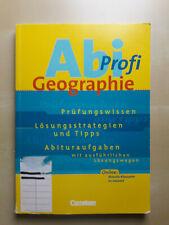 Abi-Profi Geographie von Manfred Koch und Peter Fischer (2005, Taschenbuch)