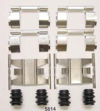 Disc Brake Hardware Kit Front Better Brake 5814