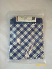 Longaberger 2003 Blue Ribbon Canning Basket Liner Nib