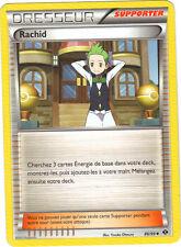 Pokemon  n° 86/99 - Dresseur - Rachid  (8512)
