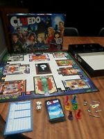 Hasbro Cluedo The Classic Mystery Board Game (2011) - complete exc cond