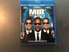 Men in Black 3 (Blu-ray/Dvd, 2012, 2-Disc Set, Ultraviolet- Brand new