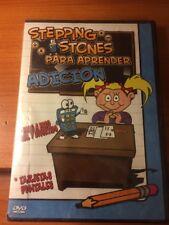 Stepping Stones Para Aprender Adicion (DVD) Tarjetas Digitales...72