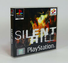 PS1 Playstation Game CASE ONLY - Silent Hill
