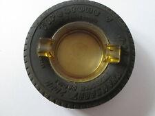 Firestone tyres tyre ashtray. Rubber tyre ashtray. Michelin.Dunlop.Goodyear.