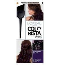 L'Oréal Colorista Paint Midnight Purple Permanent Hair Dye NEW