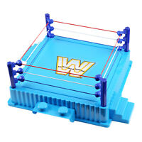 WWE Official Collectible Retro Ring Blue (WWF Style)