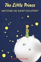 Little Prince,The, Antoine de, St. Exupery, New