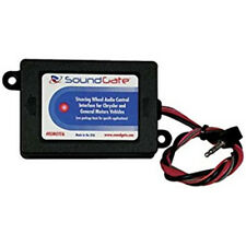 Soundgate REMOTE6 Multi Make Aftermarket Radio IR Steering Wheel Control Kit