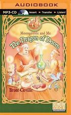 Moongobble and Me: The Dragon of Doom 1 by Bruce Coville (2015, MP3 CD,...