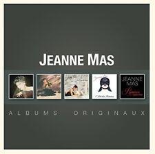 Jeanne Mas - Original Album Series [New CD] Germany - Import