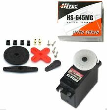 NEW HITEC HS 645MG ULTRA TORQUE METAL GEAR SERVO 32645S