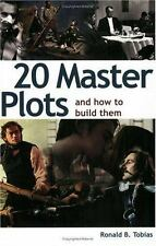 20 Master Plots: And How to Build Them by Tobias, Ronald B, Good Book