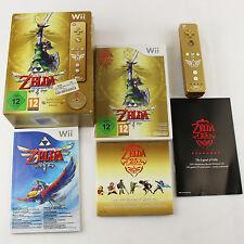 The Legend of Zelda Skyward Sword + Remote Spiel für Nintendo Wii und Wii U ♦