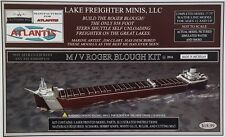 MV Roger Blough Great Lakes Freighter Boat Paper Model by Atlantis Toy & Hobby