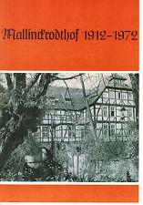 Mineral-Lorenz Jaeger ua, mallinckrodthof 1912 - 1972, nordborchen KR. Paderborn