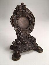 Heavy Cast Bronze Victorian/stempunk Pocket Watch Holder