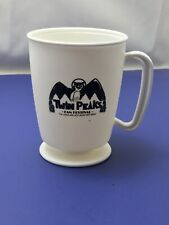 VTG TWIN PEAKS Fan Festival Plastic Coffee Mug Owls David Lynch Showtime RARE