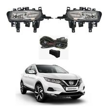 Fog Light Kit for Nissan Qashqai J11 Series 2 2018-ON with Wiring & Switch
