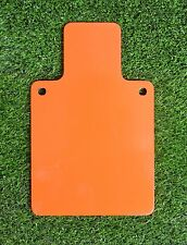 Hardox 500 Large Torso Rifle Shooting Targets AR500 Plate Shotgun