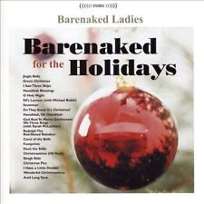 Barenaked for the Holidays by Barenaked Ladies (CD, Oct-2015, Raisin' Records)