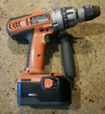 "Ridgid X2 1/2"" Cordless Hammer Drill With Battery (R841150)"