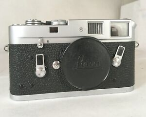 Leica M4 CLA & New Shutter Curtains 2021 EXCELLENT  Read description below