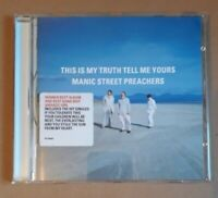 MANIC STREET PREACHERS - THIS IS MY TRUTH TELL ME YOURS - CD ALBUM