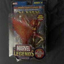 Dark PHOENIX Red Variant Marvel Legends Toy Biz MIP X-Men Series 6 VI Jean Grey