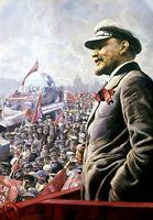 "high quality oil painting 100% handpainted on canvas "" Vladimir Lenin """