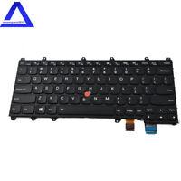 Keyboard for Lenovo IBM ThinkPad Yoga 260 12.5 Inch Laptop Backlight US