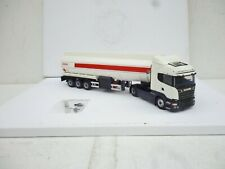 1:50 TEKNO SCANIA R-620 Hichline With Esso Trailer K Oosterveen Nice Condition