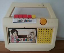 Punky Brewster TV Show Cassette Player Recorder Works 1980's Rare